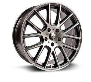 Roues (Mags) RTX  MILAN 15 po. 4-100