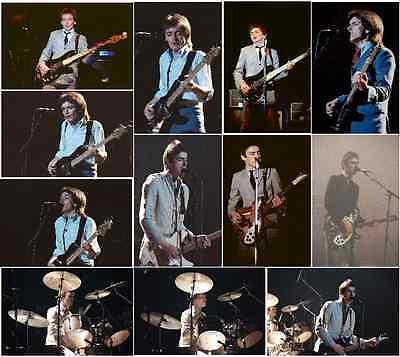 25 Jam colour concert photos Birmingham 1977/1979, Coventry & Reading 1978