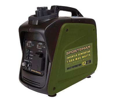 Portable Generators for Home Use Camping Generator Inverter Small 1000 Watt CARB