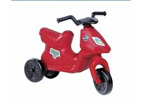 Tesco Ride on Scooter - Red, collection only