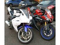 Yamaha yzfr125cc