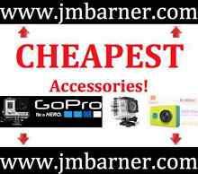 Cheapest GOPRO Accessories, FAST (1day) delivery Pick Up or Post Adelaide CBD Adelaide City Preview