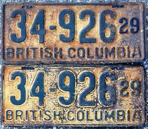 = Classic car? Vintage Collector License Plates = 1920's to 70's