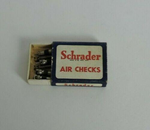 VTG Box Schrader Air Checks