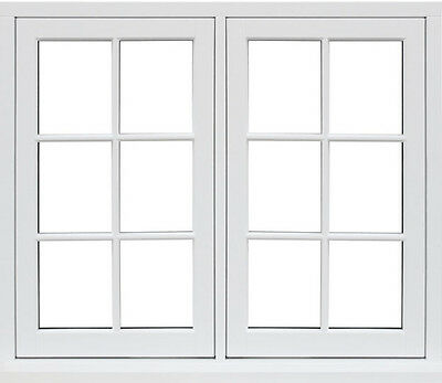 Timber Flush Casement Windows - Double Glazed and Triple Glazed made to measure