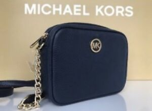 MK crossbody brand new with tags navy