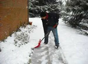 Snow Removal with On Point Landscaping Edmonton Edmonton Area image 3