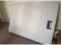 Top quality double mattress in nearly new condition
