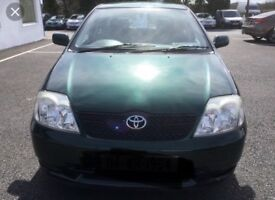 Toyota Corolla ONLY 31000 miles