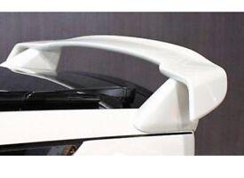 Brand new Honda CRZ Mugen-style spoiler wing