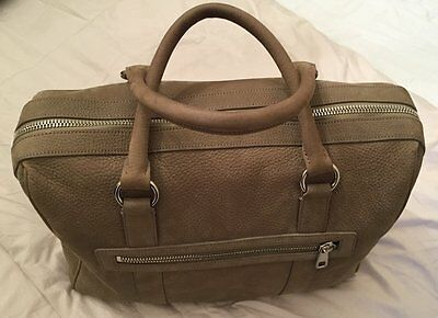 Dolce & Gabbana Leather Travel Bag, 100% Genuine, RRP £1895, Brand New, (Dolce And Gabbana Buy)