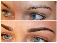 Eyebrow tattoo models needed (permanent make up)