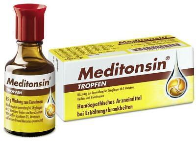Meditonsin® Tropfen gegen Erkältung 35 g PZN: 10192710