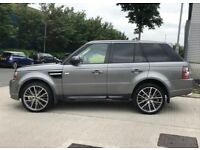 2010 Land Rover Range Rover Sport Autobiography 3,0 TD V6 5dr automatic