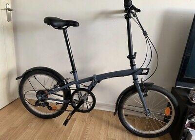 Btwin Tilt 500 Folding Bike