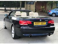 2007 BMW 3 Series 3,0 335i SE 3dr convertible automatic