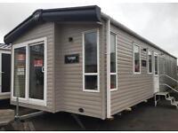 Static Caravan Whitstable Kent 2 Bedrooms 6 Berth ABI Roxbury 2014 Seaview