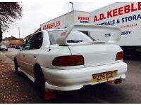 Subaru Impreza WRX STI Turbo V3 classic GC8 Jap Import (might px)