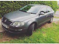 Volkswagen Passat Graphite Grey Excellent runner