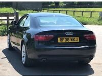 2008 Audi A5 2,7 litre diesel 3dr automatic 1 owner