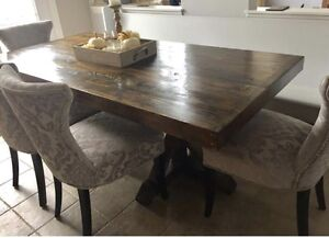 CUSTOM MADE Suits and Sawdust Furniture