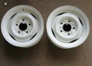 Looking for ford steel rims