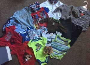 BABY BOY LOT! (Clothes)