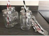Killer jar glasses