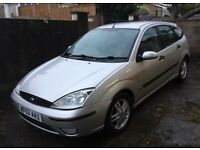 Ford Focus 1.8 Zetec 5dr Hatch 🚗