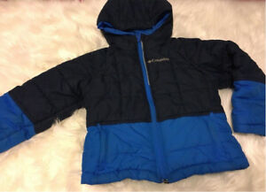 Columbia winter coat for boys size 4/5T