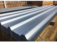 New Galvanised Roof Sheets * Box Profile Roof Sheets