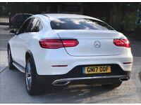 2017 Mercedes-Benz GLC Class 2,1 GLC220d AMG Line 4matic 4dr 1 owner