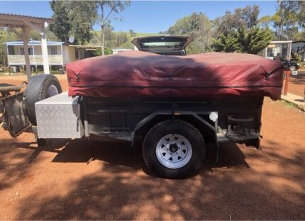 2012 MDC Off-road Deluxe V2 Camper Trailer Craigie Joondalup Area Preview