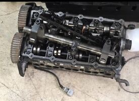 Vw , seat 2.0 tdi 170bhp bmn engine code cylinder head with cam