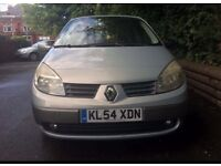 2004 Renault Scenic Expression 5 Door MPV **EXCELLENT RUNNER**