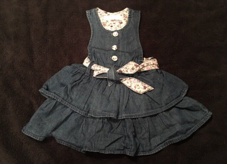 Girls 6-9 month outfit/dresses/coat