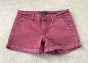 AMERICAN EAGLE TWILL X SHORTS-NEW!