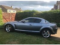Mazda RX8 (Spares or Repairs) Would part ex for motorbike or 3wheeler