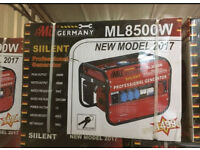 Brand New Mill Germany Generators!!!!!