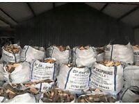 Kiln Dried Logs & Real Xmas Trees