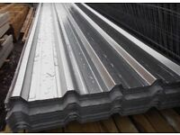 New Galvanised Box Profile Roof Sheets * 2.4M