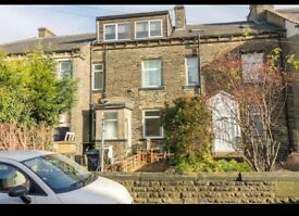 3 bed terraced house.