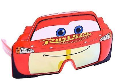 Disney Cars Lightning McQueen Shades  Sunglasses - Lightning Mcqueen Sunglasses