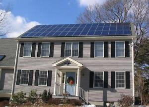 Consider Solar Panel Installation When You Re-Do Your Roof!