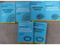 new 6 BOOKS EDEXCEL SCIENCE ULTIMATE GCSE PACKAGE BOOKS // A** A* A //