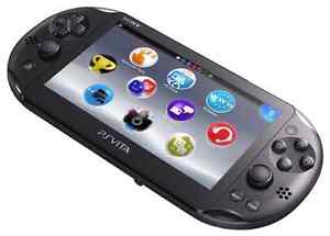 PS Vita Slim in box / en boite