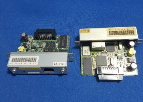 EPSON C32C824151 UB-E04 Ethernet Interface, Epson Printer