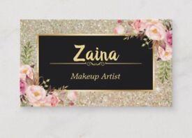 Mua makeup artist bridal evening makeup henna night mhendi arabic asia graduation make up limited