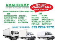 Man and Van London House Removals Office Relocation Waste Clearance Rubbish Dump London House Moving