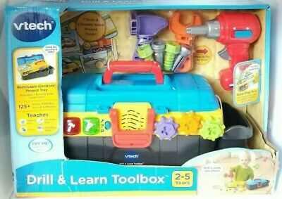 NEW VTech Drill & Learn Toolbox
